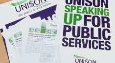 Wales Cymru speaking up for public services photo